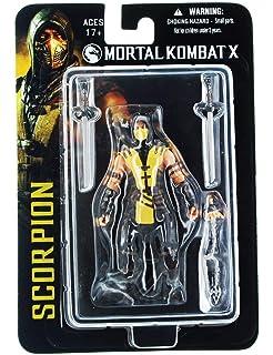 Amazon.com: Mortal Kombat X : Scorpion Exclusive Black ...