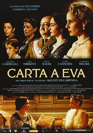 Carta A Eva [DVD]: Amazon.es: Agustí Villaronga: Cine y ...
