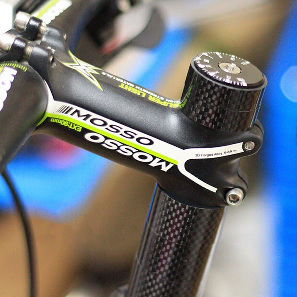 6pcs Carbon Fiber Stem Washer Spacer Bicycle Bike Road Headset Fork 2//3//5//10mm