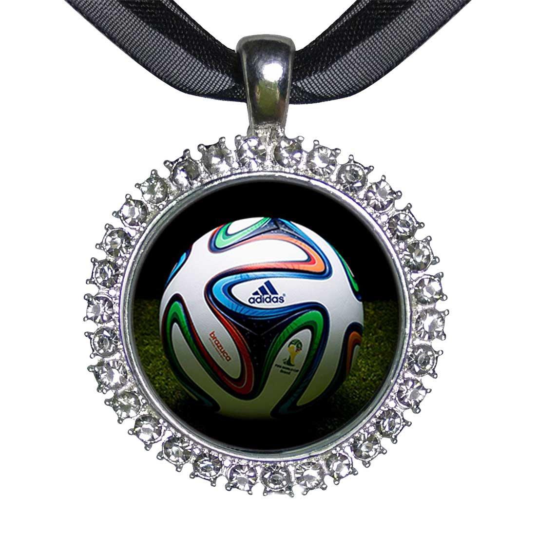 GiftJewelryShop en plata y Mundial de Fútbol de Brasil 2014 balón ...