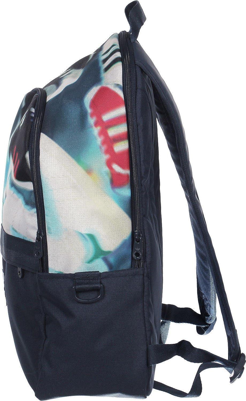 5bf30125644 adidas Originals Backpack Shoe Chaos Print AX5789