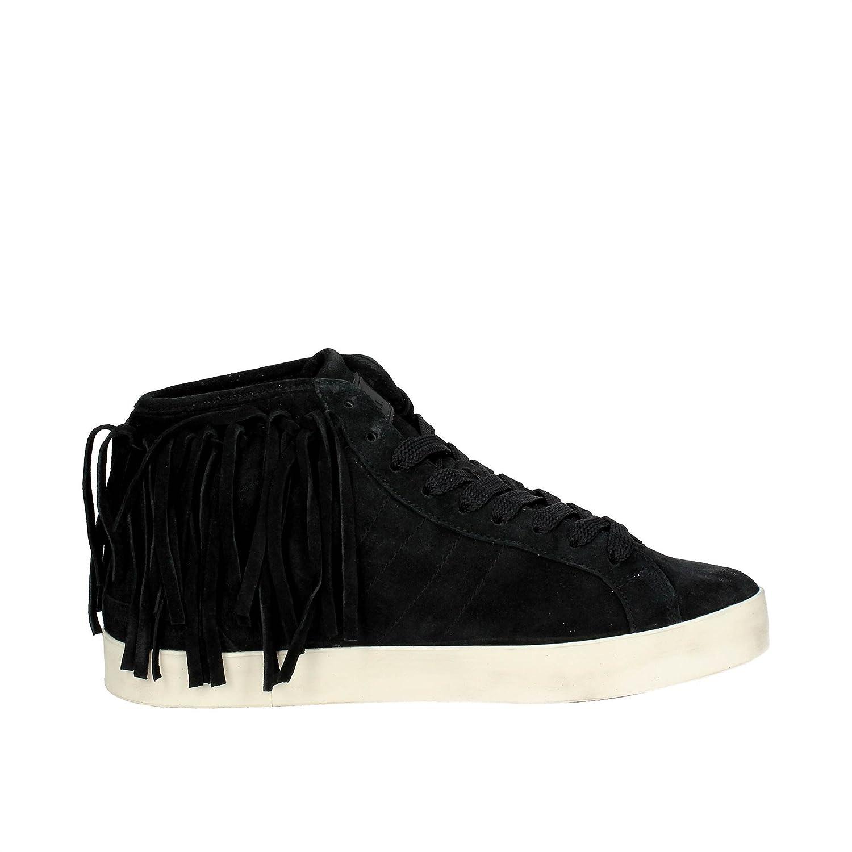 D.a.t.e. Hill HIGH-30I Hoch Sneakers Damen Schwarz Schwarz Schwarz 3c190c