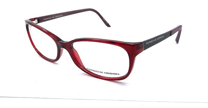 1d06ffe018 Image Unavailable. Image not available for. Color  Porsche Design Rx  Eyeglasses Frames P8247 D ...