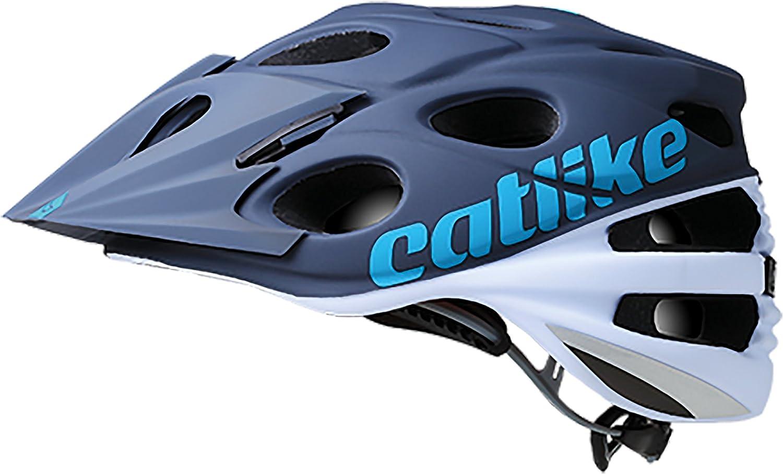 Catlike Leaf 2C Casco de Ciclismo, Unisex Adulto, Blanco/Gris, M ...