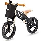 kk Kinderkraft Kinderkraft Bicicleta sin Pedales Runner, Ligera, Ajustable, 3 Años y más, Negro, Unisex-Baby, 83 x 38 x…