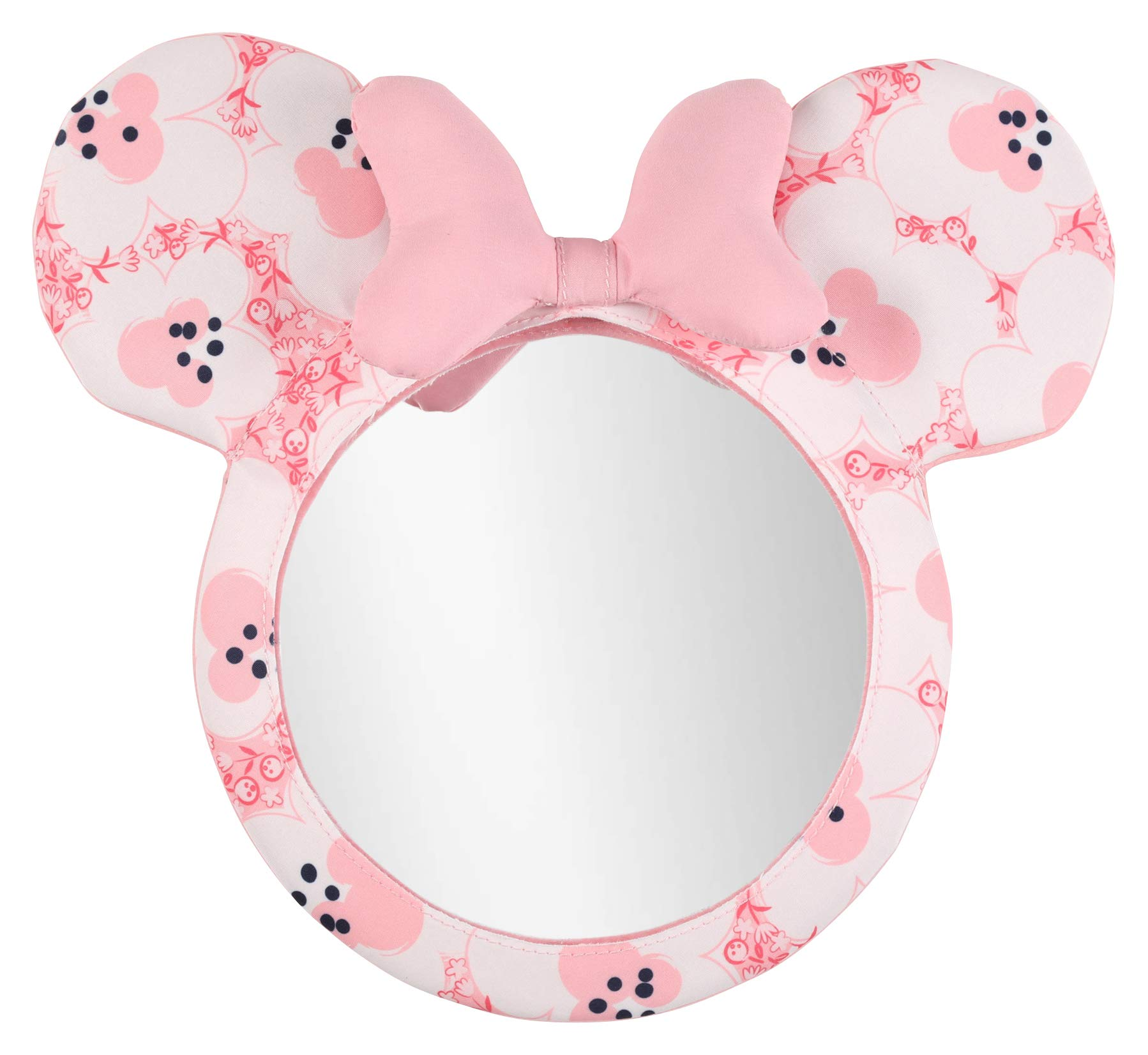Disney Minnie Mouse Infant Rear Facing Travel Mirror- Printed by Disney