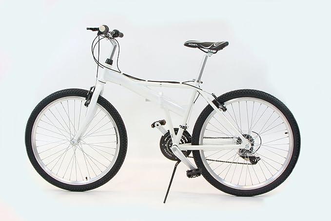 Mifa - Bicicleta plegable de aluminio, 26