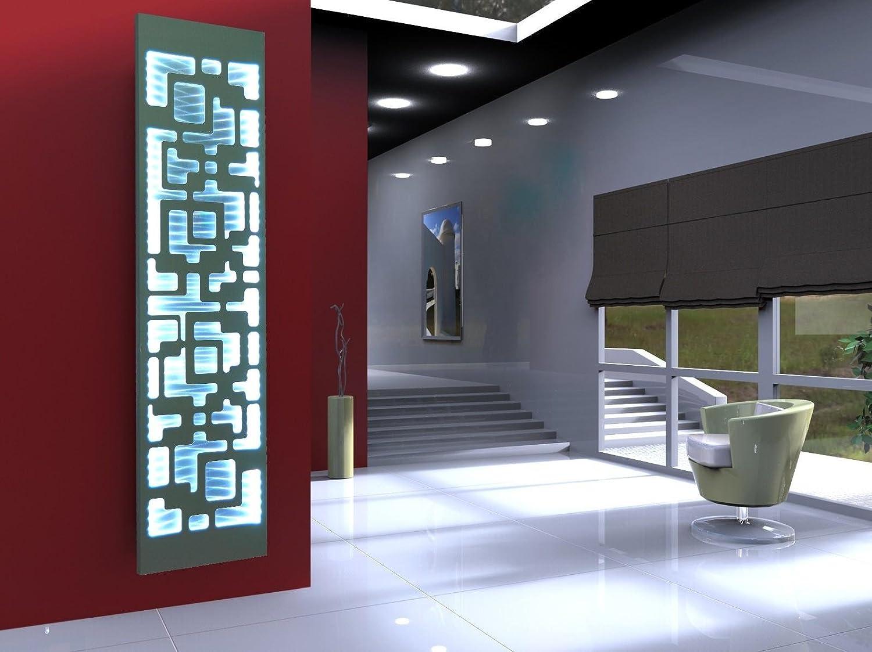 Badheizkörper Design Downtown 3 + LED, HxB: 180 x 47 cm, 1118 Watt ...