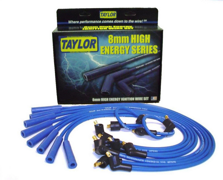 Taylor Cable 64671 Hi-Energy Spark Plug Wire Set