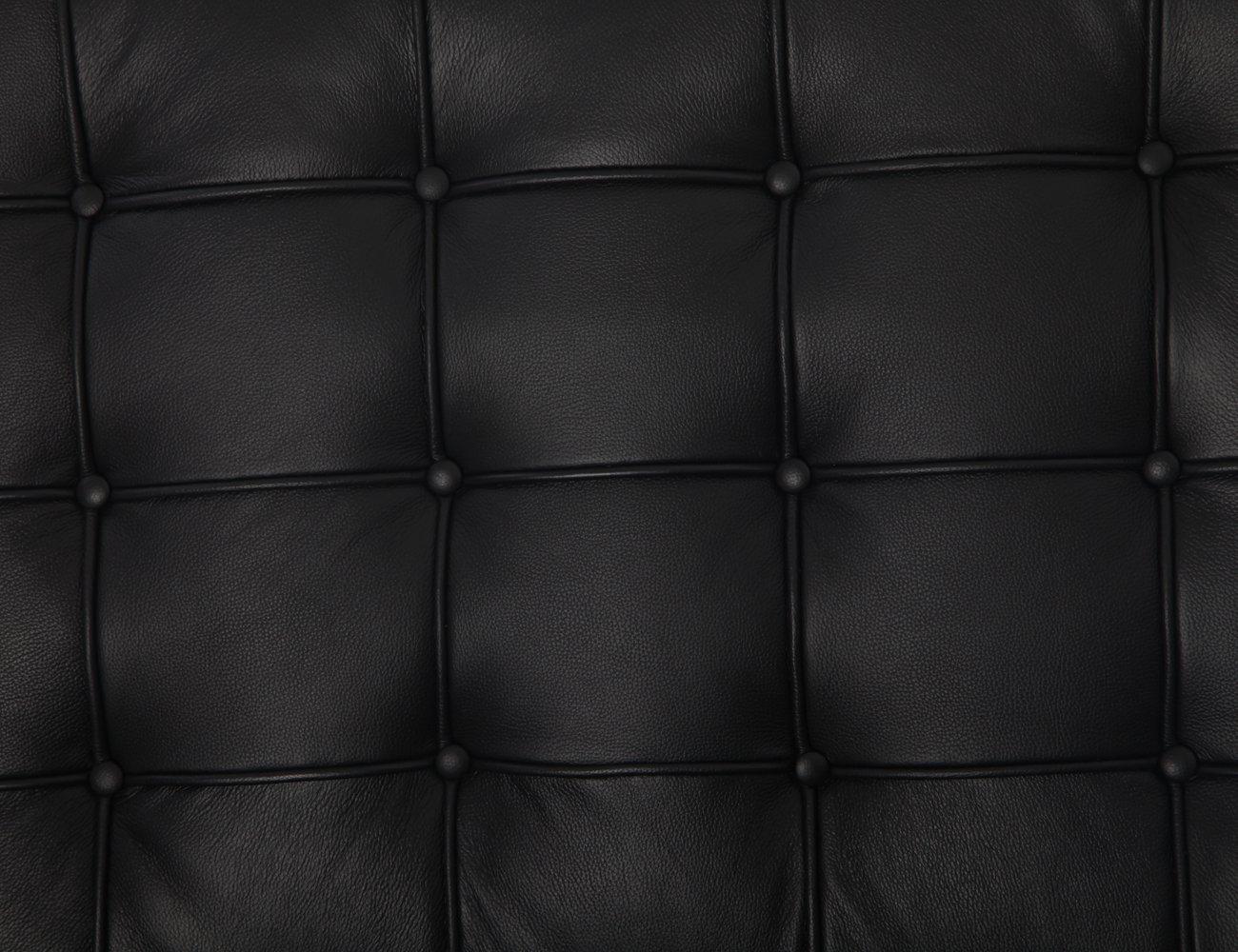 Black leather chair texture - Black Leather Texture Seamless Home Improvement Amazon Com Mcm Barcelona Style Modern Pavilion Chair Black