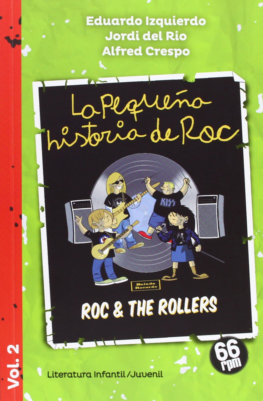 La Pequeña Historia Del Rock (SHAKE SOME ACTION): Amazon.es: Vv.Aa ...