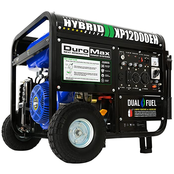 Top 9 Portable Generators For Home