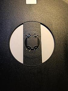 ラベル印刷用のトレイに注意!! 外れやすい4爪タイプなら交換依頼を!