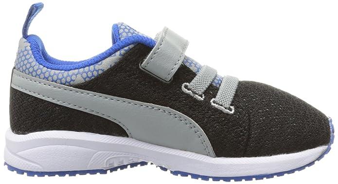 3d3bf581a7a7e Amazon.com   PUMA Boys' Carson Runner Night CAMO V INF Sneaker,  Black/Limestone, 6 M US Toddler   Sneakers