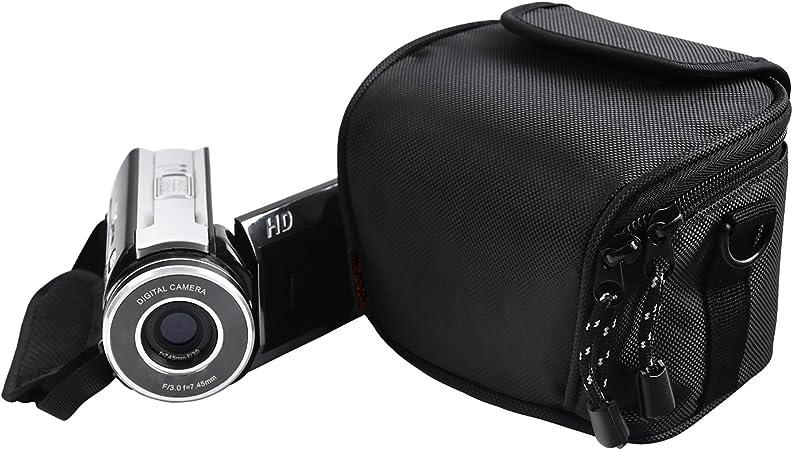 fosoto cámara caso bolsa para Nikon Coolpix L330 L340 L320 L310 ...