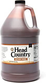 product image for Head Country Bar-B-Q Sauce, Hickory Smoke, 160 Ounce (Pack of 4)