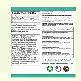Spirulina & Alfalfa - 400 Capsules - 9 Cents/Cap
