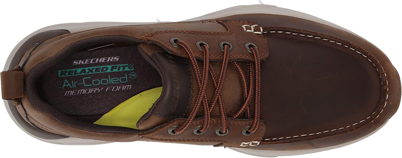 Skechers Men's Verrado-Edric Boat Shoe