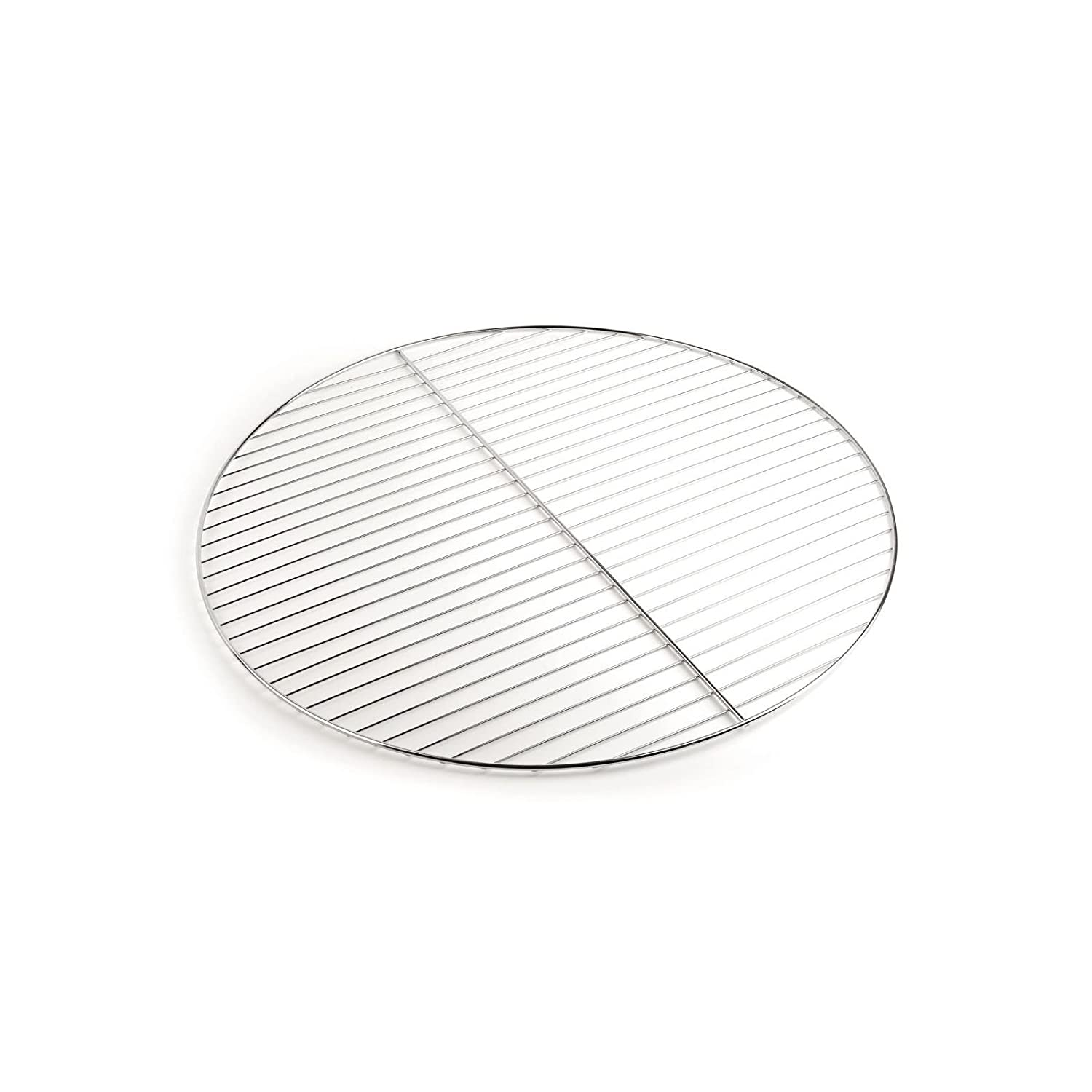 BBQ Buddy Round 53cm Dia Replacement Barbecue Grill - Fits round kettle BBQs a 57cm diameter