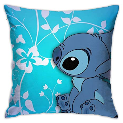 DailiH Stitch Throw Pillow Covers - Funda de Almohada ...