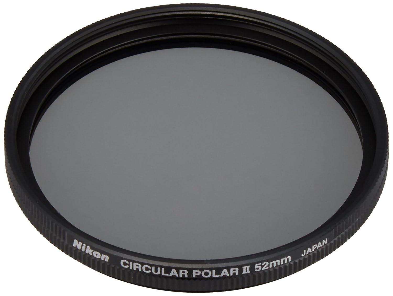Nikon circular polarizing filter II 52mm 52CPL2 FTA08001