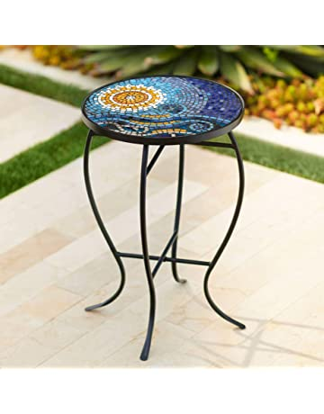 Prime Outdoor Side Tables Amazon Com Unemploymentrelief Wooden Chair Designs For Living Room Unemploymentrelieforg