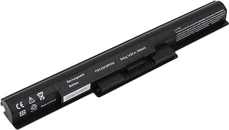Blesys 2600ma 14 8v Sony Svf14 Svf15 Sony Vaio Fit Computer Zubehör