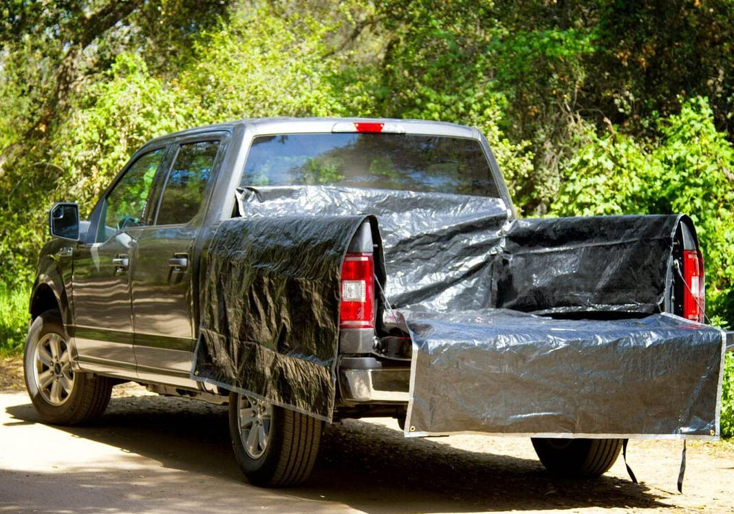 Portable Truck Bed Liner FS66 Full Size Truck-Bed Length 63-71 S 1