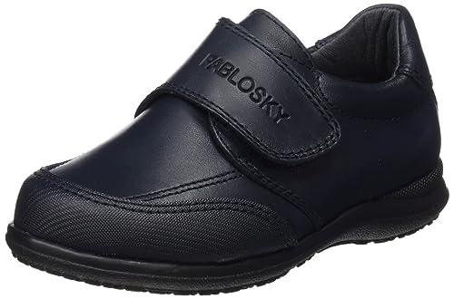 Pablosky 311320 - Zapatillas para Niñas, Color Azul, Talla 26