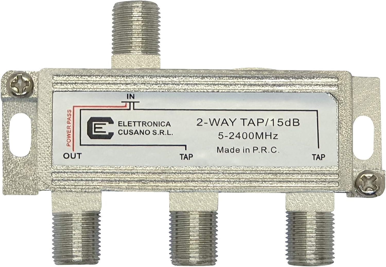 Elettronica Cusano 9233-15 - Derivador satélite de 2 salidas ...