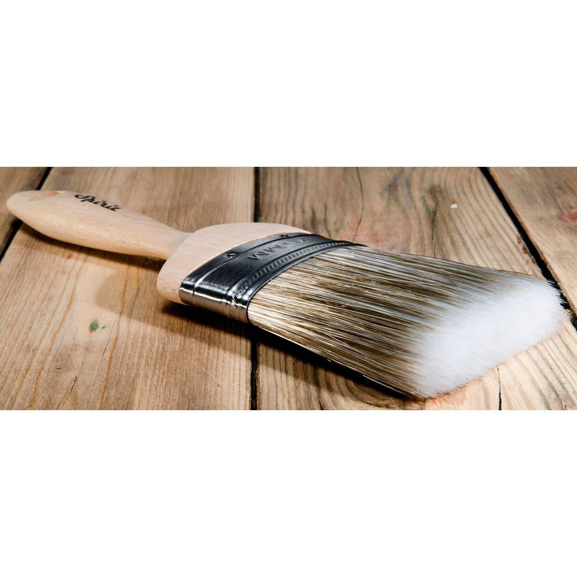 1-1//2 Inch, 2 Inch, 3 Inch Pioneer Spirit Oval Technofil 3 Piece Paint Brush Set
