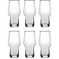 6x Craft Master One cerveza verkostungs Cristal/Craft Beer
