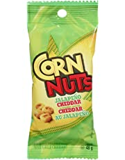 Corn Nuts Jalapeño Flavor, 48 g Packets (Pack of 18)