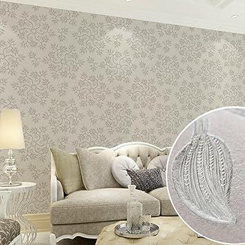 AIEK Luxus Beige Blau Und PurpleGold Strukturierte Damast Tapete Home Raum  Wand Papier Rollen Für Wohnzimmer