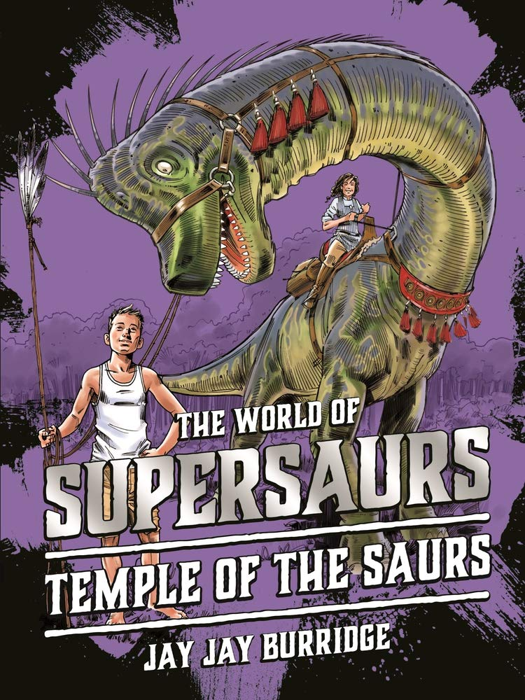 Temple of the Saurs (Supersaurs)