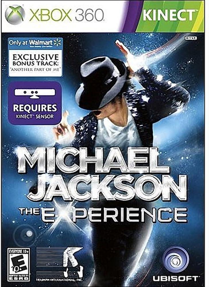 Amazon com: Michael Jackson: The Experience - Walmart