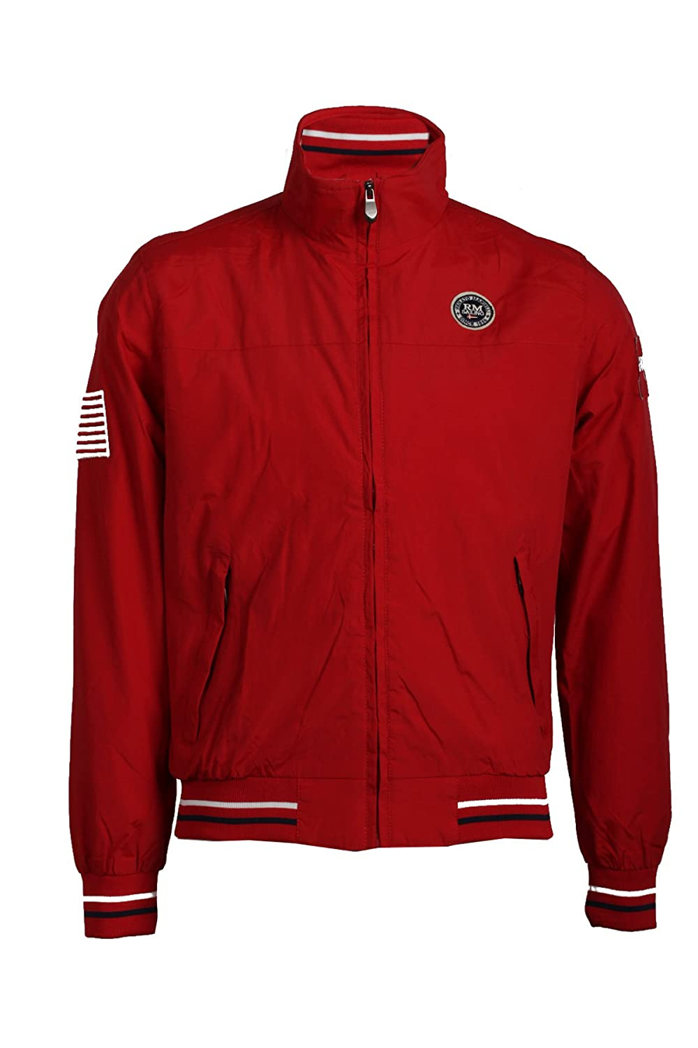 Alex Sailing jacket -red