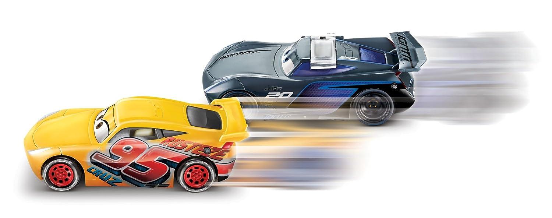 Disney Cascade Flip Cruz Ramirez et Jackson Storm Cars 3 FCX95