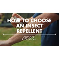 How to Choose an Insect Repellent