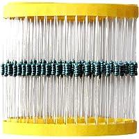 Gazechimp 100x Película de Metal Resistencia Electrónica Accesorios