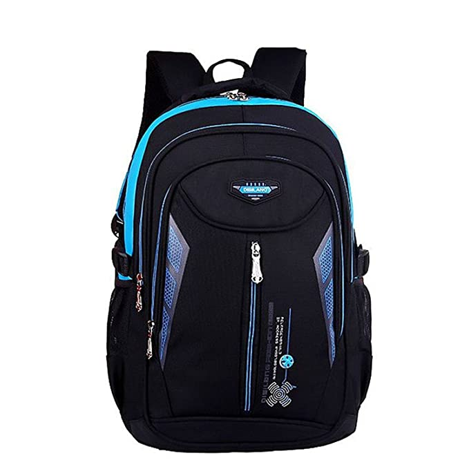 ce20b4adb24 MATMO Waterproof School Bag Students Backpack Children Bookbags