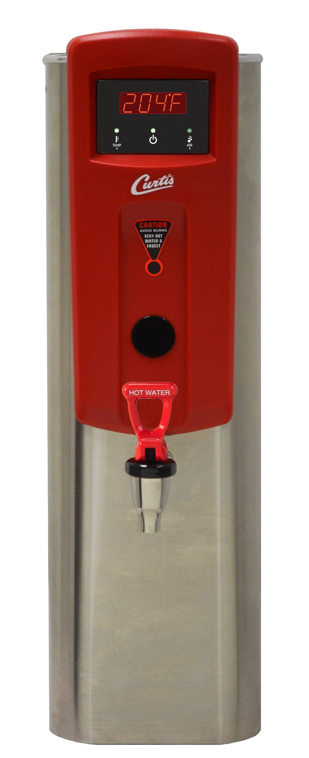 "Wilbur Curtis Hot Water Dispenser 5.0 Gallon  Narrow, 13.88"" Faucet Height - Commercial Hot Water Dispenser with Digital Control Module - WB5NL (Each) by Wilbur Curtis"