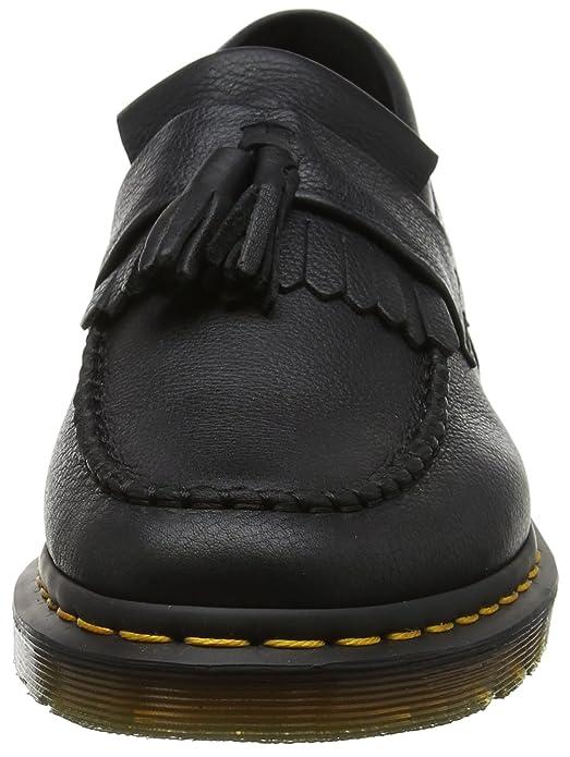 Dr. Martens Adrian Black Virginia, Mocasines para Mujer: Amazon.es: Zapatos y complementos