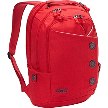87a9b2983d OGIO Ogio Soho Backpack-Red