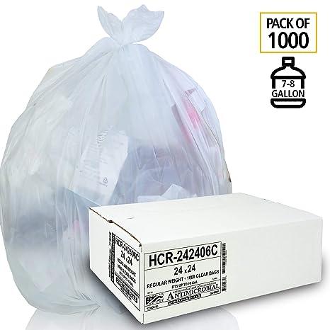 Amazon.com: Aluf Plastics HCR-242406C - Bolsas de rollo ...