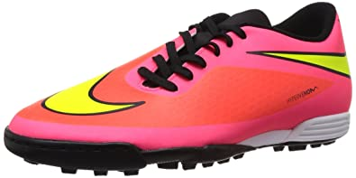 hot sale online cfddc f3eac Amazon.com: Nike - Hypervenom Phade TF - Color: Pink - Size ...