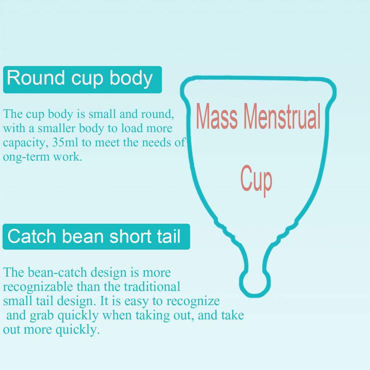 Copa Menstrual, Copa Menstrual De Gran Capacidad, Copa ...