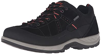 ECCO Women's Yura GTX Hiking, Black, 36 EU/5-5.5 ...