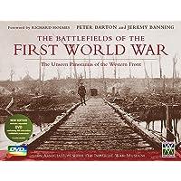 The Battlefields of the First World War (Book & DVD)