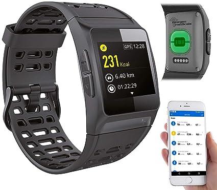 Smartwatch de Newgen Medicals, Reloj deportivo con GPS ...